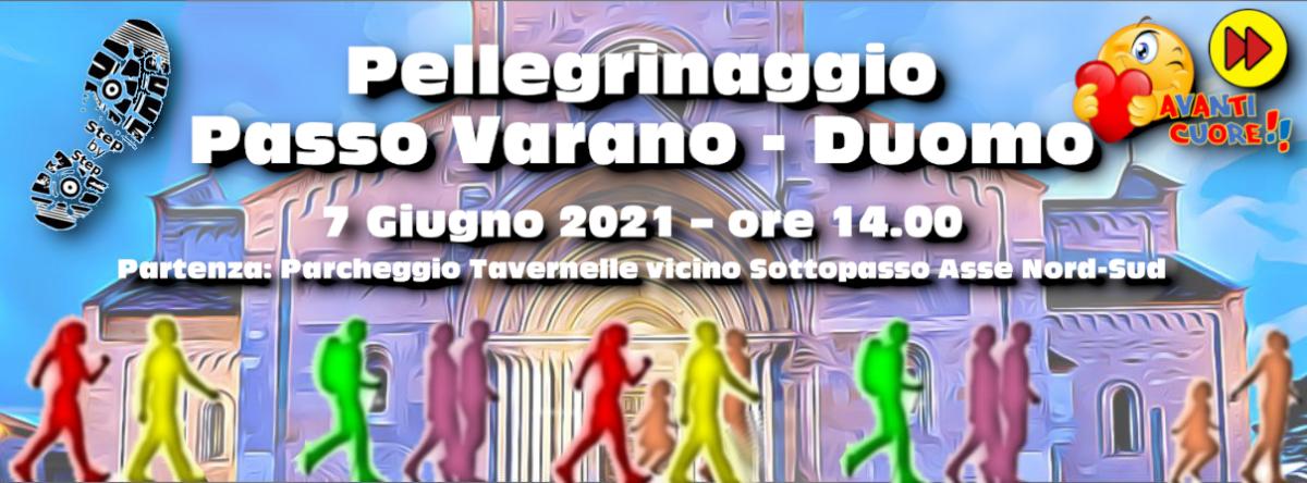 Pellegrinaggio Sacro Cuore Ponterosso – Duomo di San Ciriaco 2021